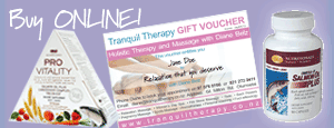 Tranquil Therapy Shop